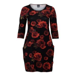 Pont Neuf, blomstret kjole