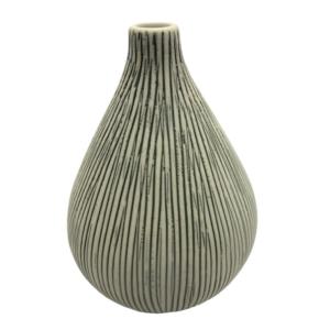 Lindform vase - Kobe grå