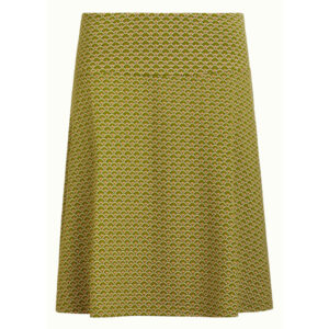 king louie border skirt fresno posey green