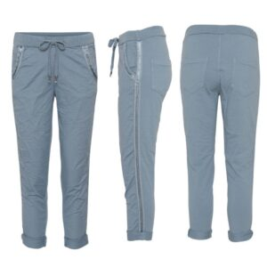 Amaze Relax blå bukser med lommer