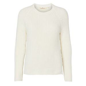 Basic Apperal Sweety Sweater hvid