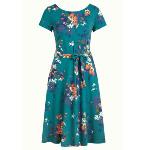 King Louie kjole Sally Dress Pomona Everglade Green
