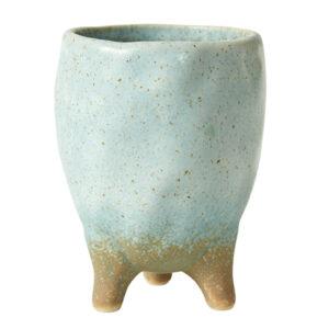 Skjuler rund på fod i keramik 131095
