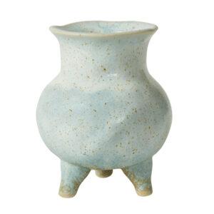 Skjuler rund på fod i keramik 131096