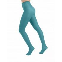 Pamela mann - tights - aqua green