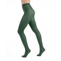 Pamela mann - tights - green leaf