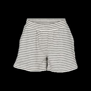 Basic Apparel - stribede shorts - saga