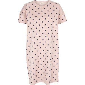 Basic apparel - Dotte dress durty rose