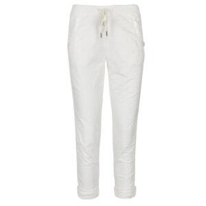 Amaze Cph relax offwhite bukser med lommer