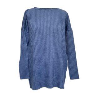 Invero pullover - Denim - Manuela