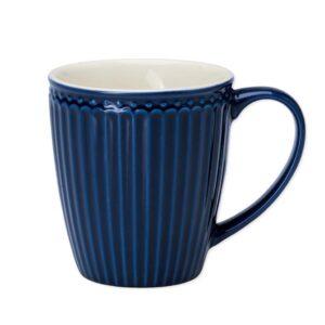 Mug Alice - Dark Blue - Greengate