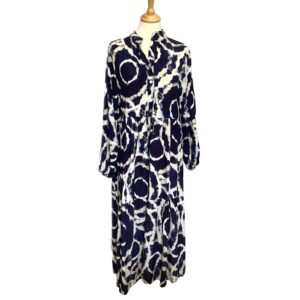 Lisbeth merrild - Kjole i batik