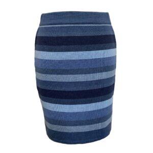 Invero nederdel : Britt, Jeans