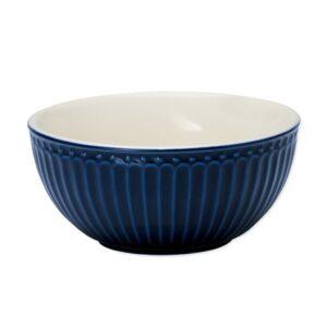 Cereal bowl - Greengate - Dark blue