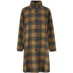 Masai Tessa ternet frakke med knapper. 1003970
