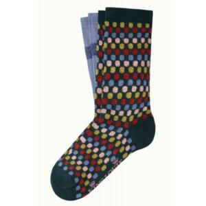 2 pak socks - King Louie