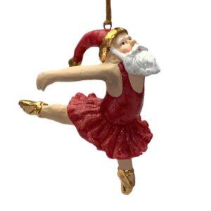 Balletsanta figur